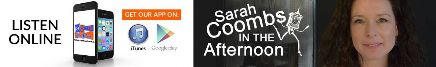 Sarah Coombs in the Afternoon