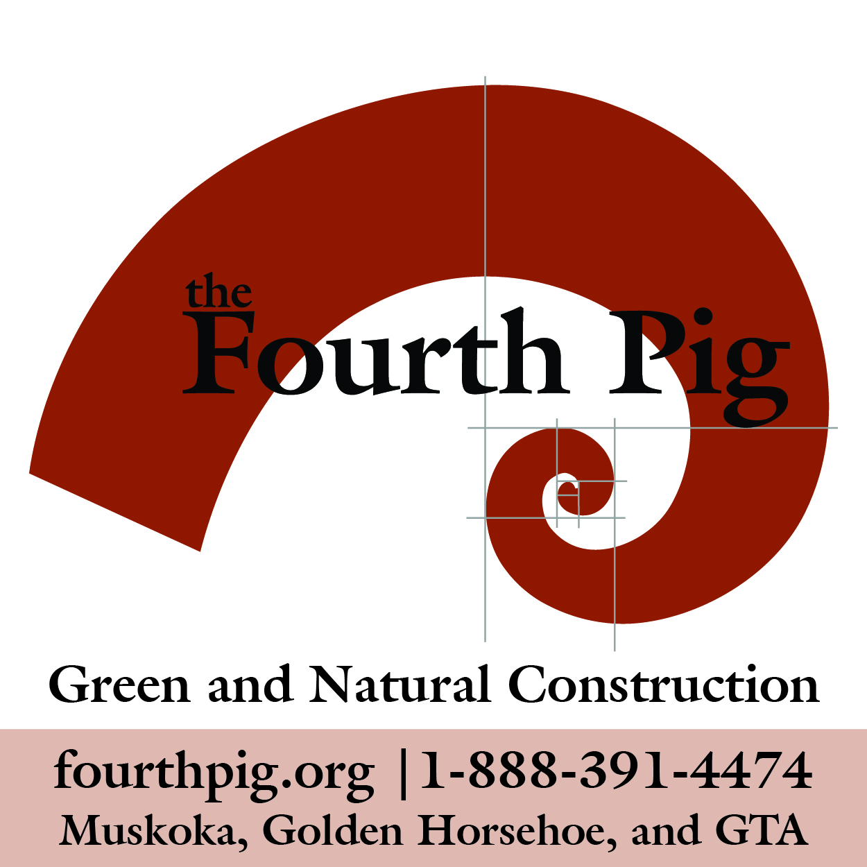 Fourth Pig Green & Natural Construction