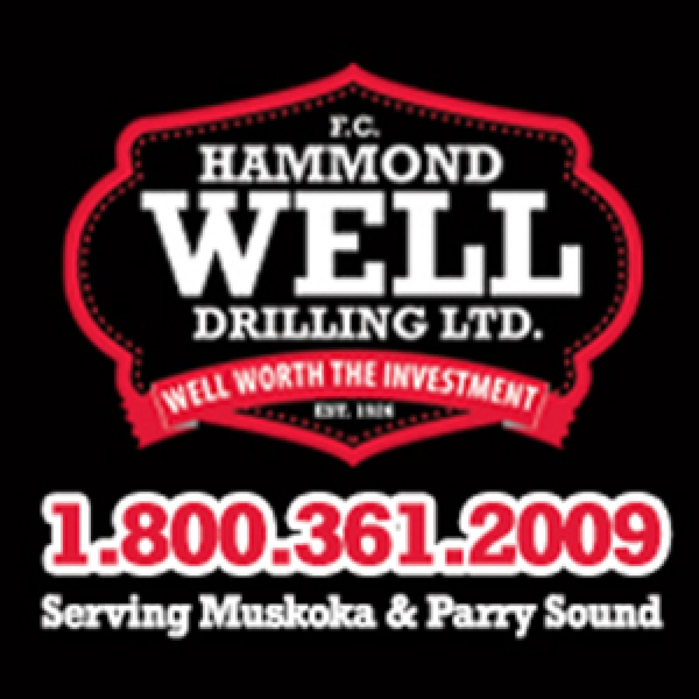 HAMMOND WELL DRILLING