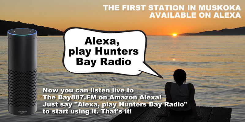 TheBay 88.7FM Now Available on Alexa