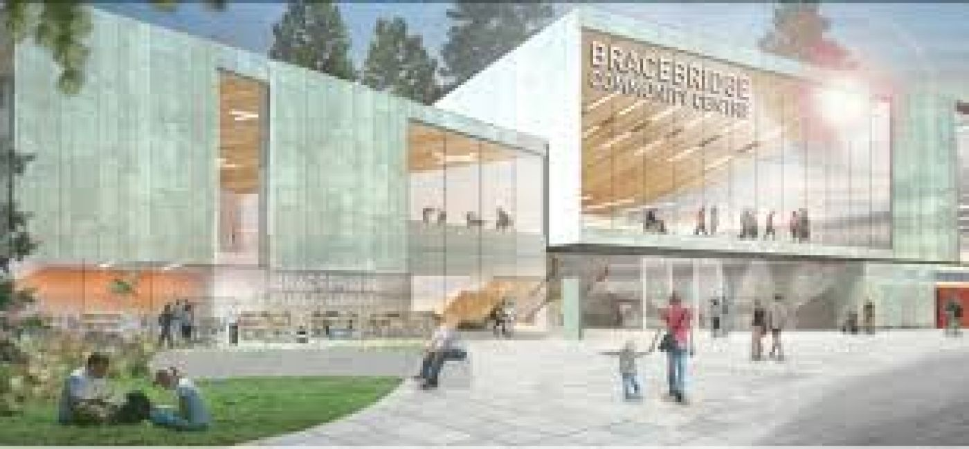 Bracebridge Applies For Federal & Provincial Funding For New Arena & Library Complex - Hunters Bay Radio