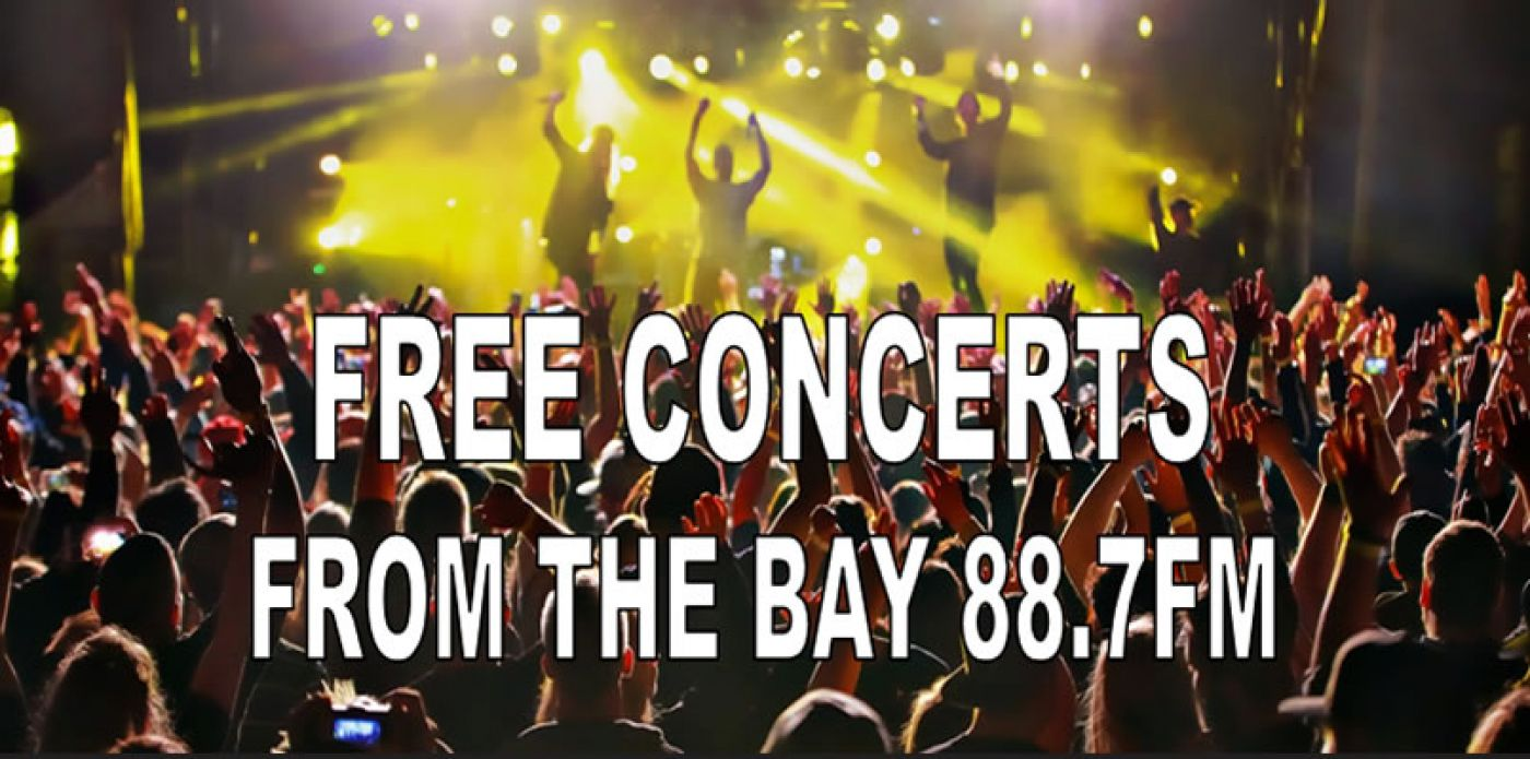 THE BAY 88.7FM FREE CONCERTS IN MUSKOKA