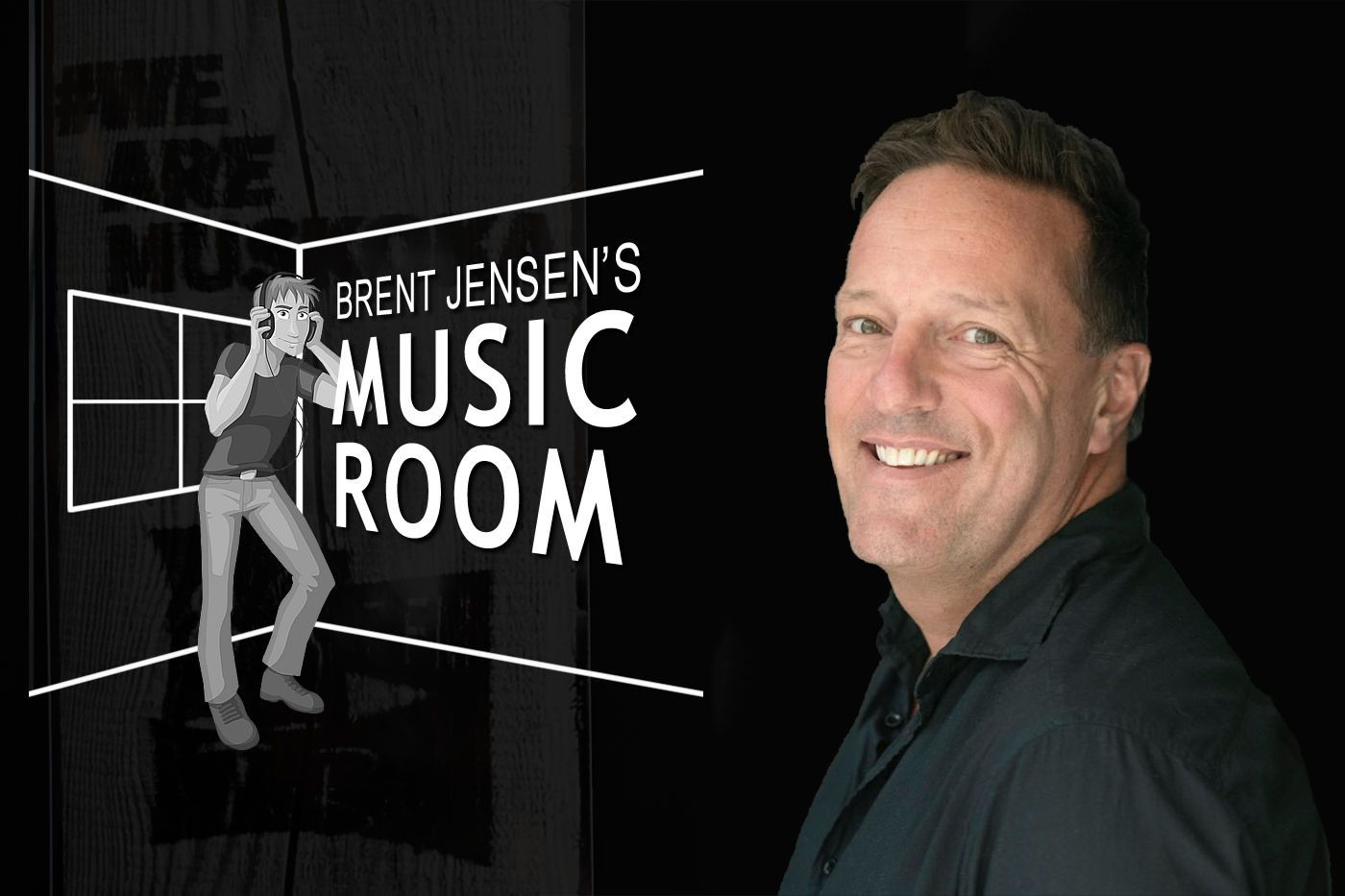 Brent Jensen's Music Room