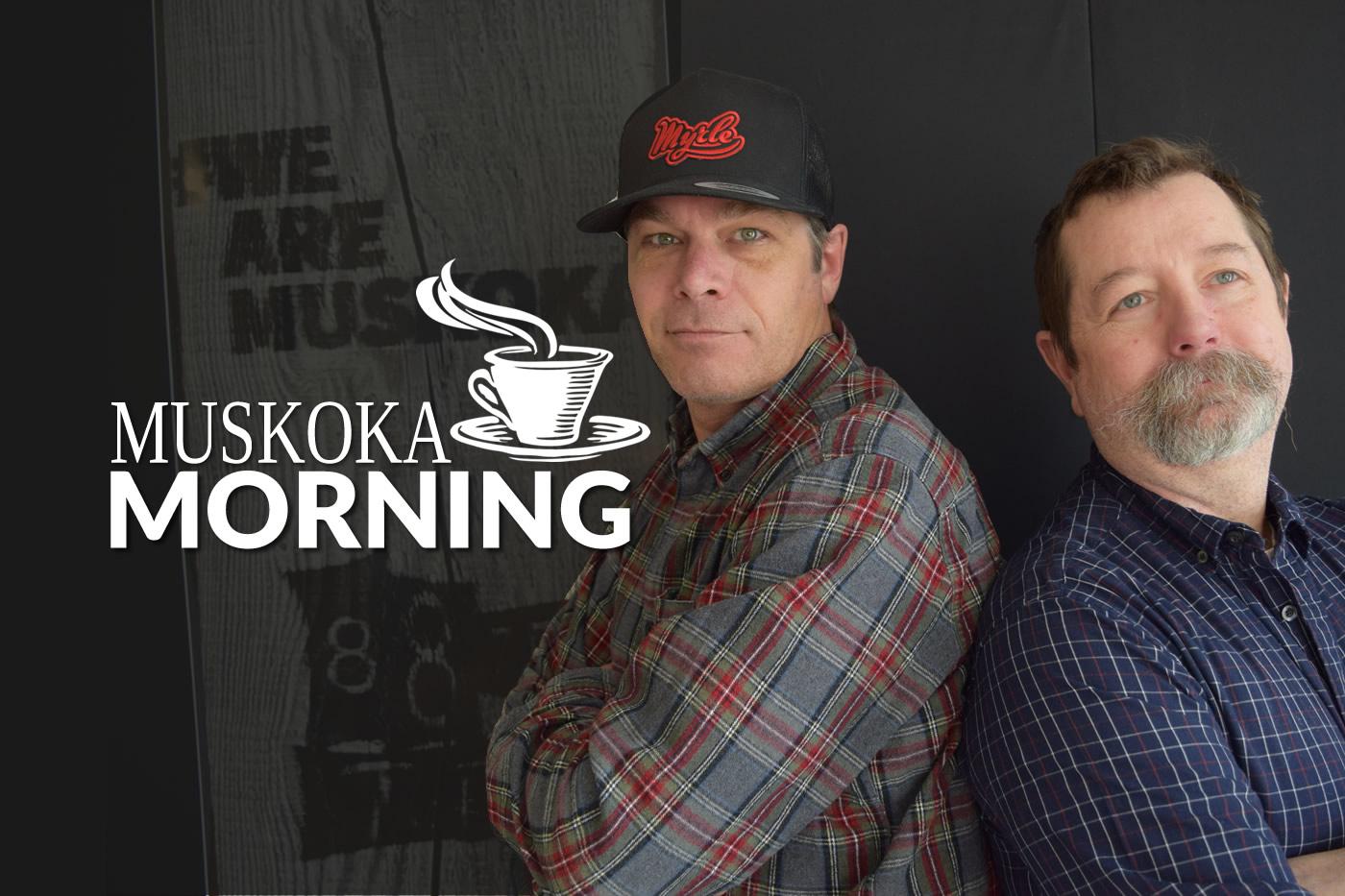 Muskoka Morning