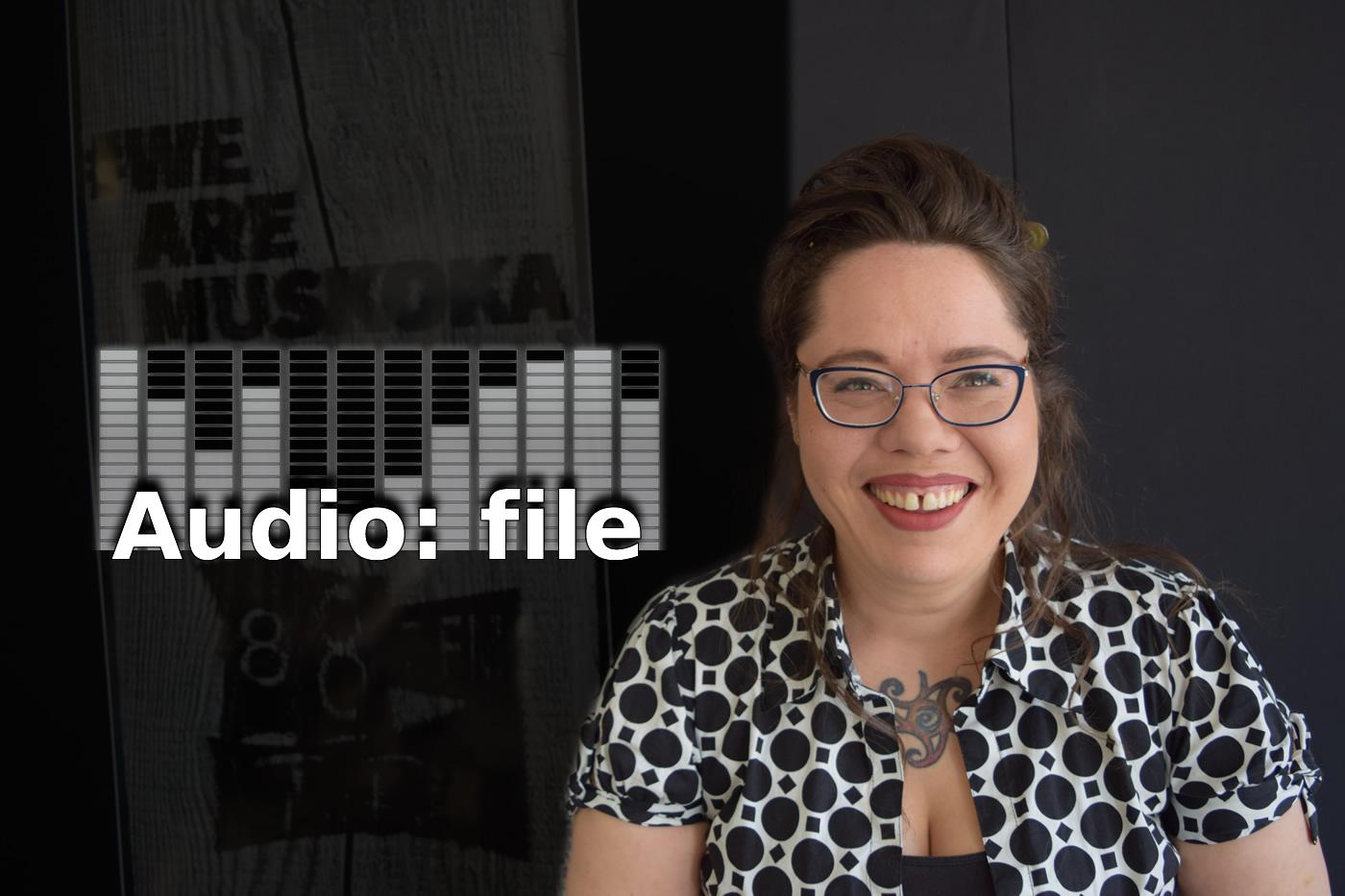 Audio: file