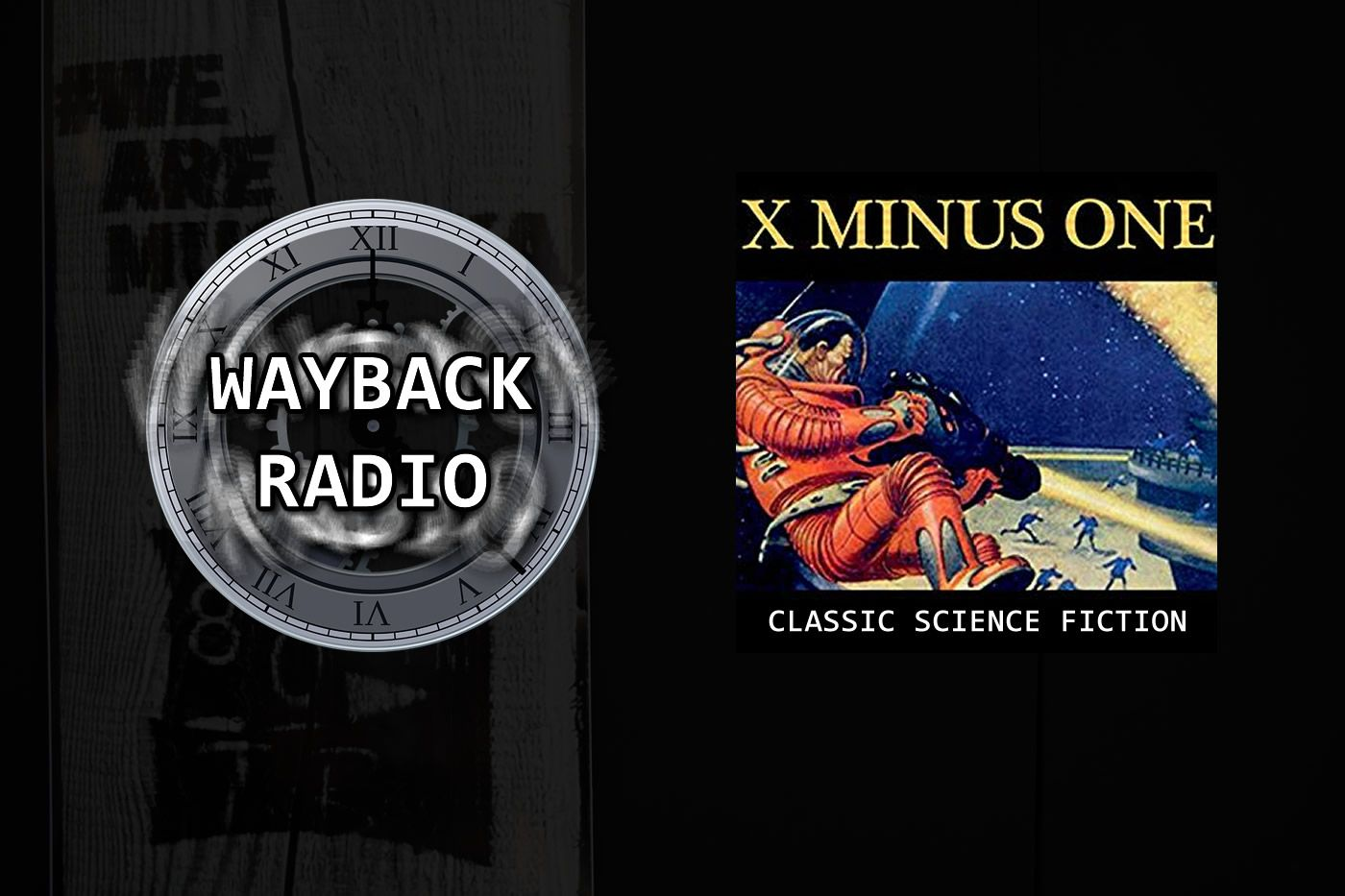 Wayback Radio - X MINUS ONE