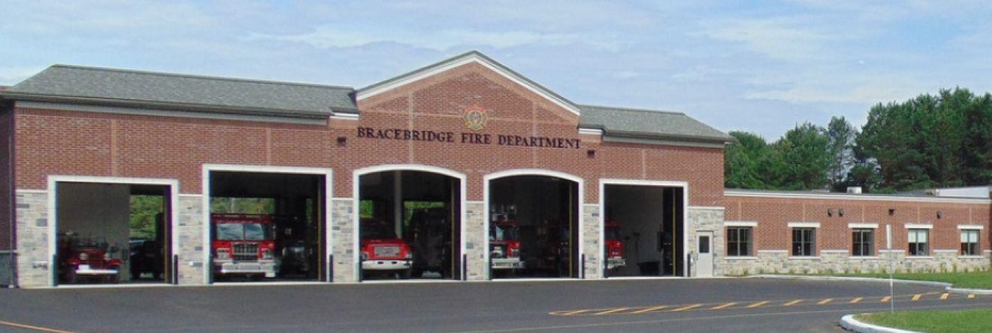 Bracebridge Celebrates Opening of New Fire Hall & Paramedic Station