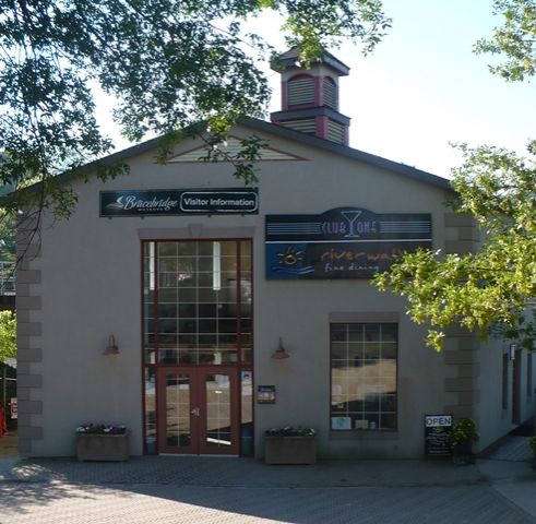 Bracebridge Visitor Information Centre Opening Delayed