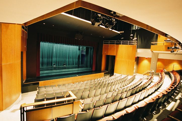 Friends Of The Caisse Work To Upgrade Bracebridge Theatre