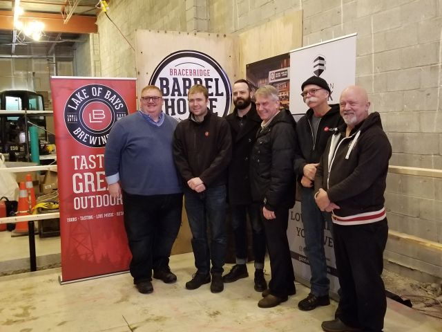 Bracebridge Barrel House Set To Open This Spring