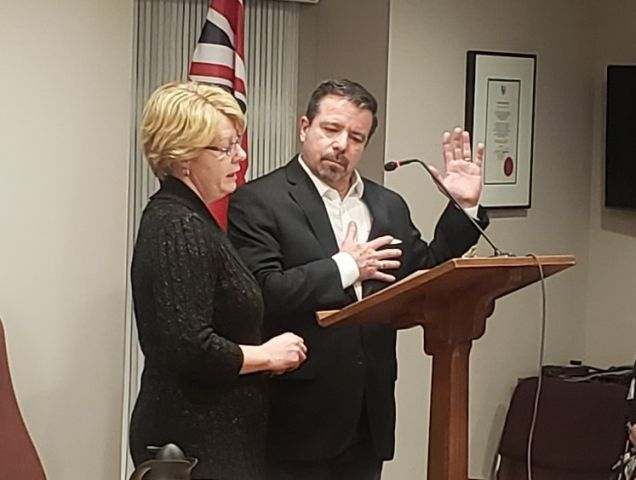 Stone Appointed To Council In Huntsville