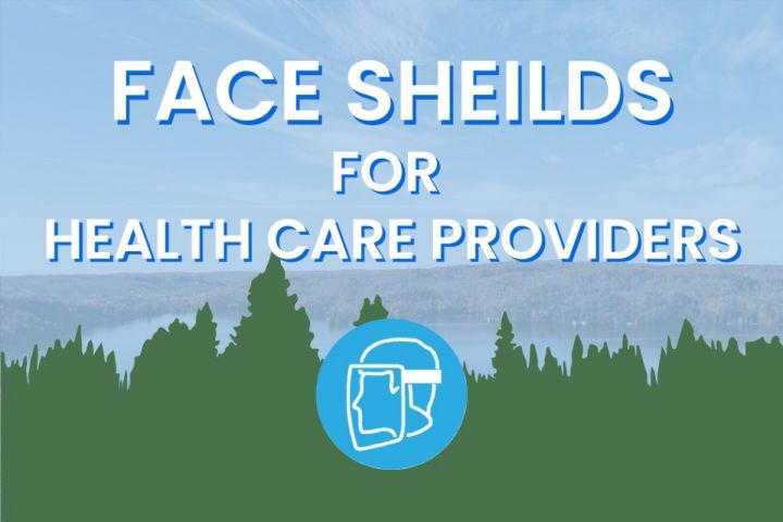 Group Creates Fundraiser To Make Face Shields For Healthcare Workers