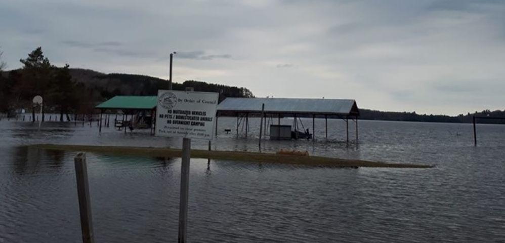 Katrine Declared Disaster Zone