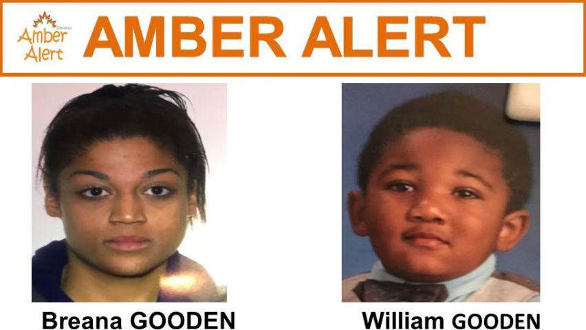 Amber Alert Issue For Missing Boy
