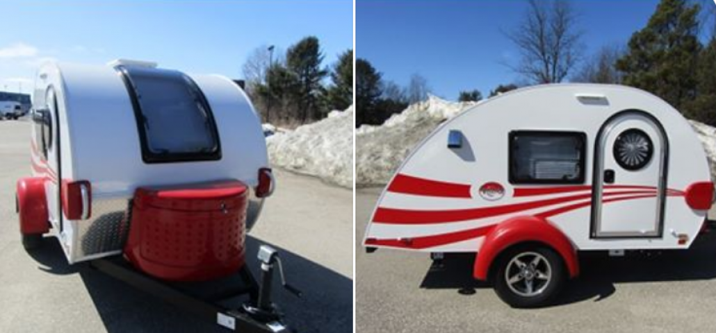 Police On The Lookout For Stolen Travel Trailer