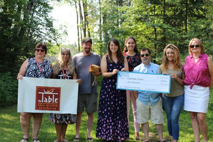 Muskoka 2/4 Craft Beer Festival Donates A Year's Worth Of Fresh Eggs To The Table