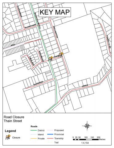 Road Closures In Gravenhurst Starts Next Week