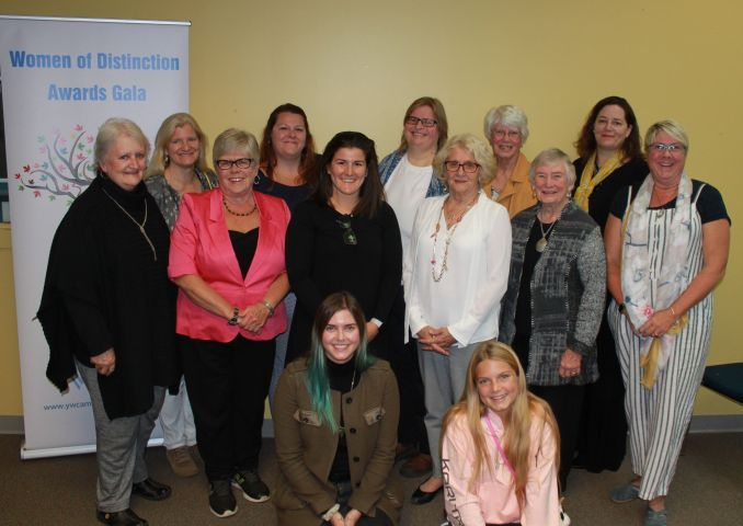 Women Of Distinction Award Nominees Announced
