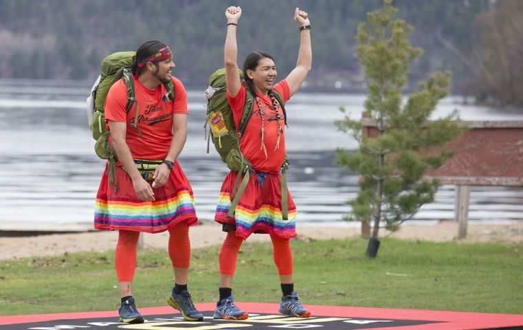 Camp Mini-Yo-We Featured As The Amazing Race TV Show Wraps Up
