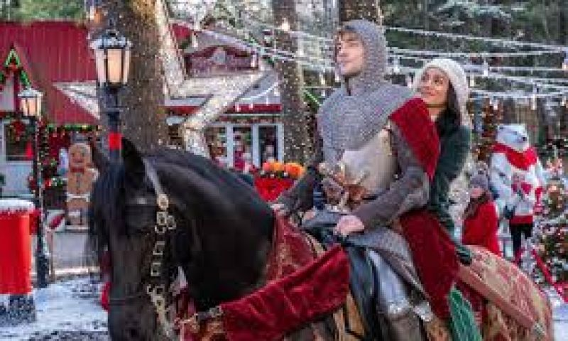 Movie Filmed In Muskoka Part Of Netflix's Christmas Line Up