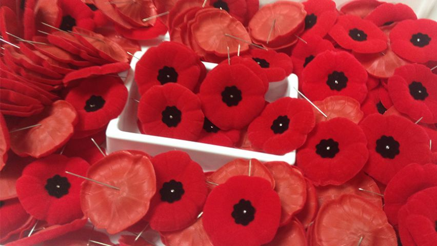 Remembrance Day Ceremonies To Be Held Saturday & Sunday