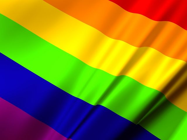 Pride Flag Raisings Take Place On Friday