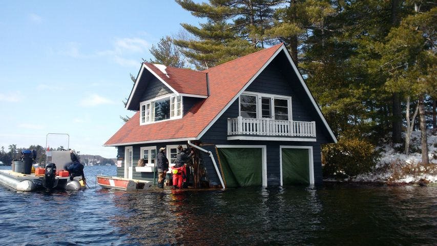 Muskoka Lakes Report Water Levels Are Stabilizing