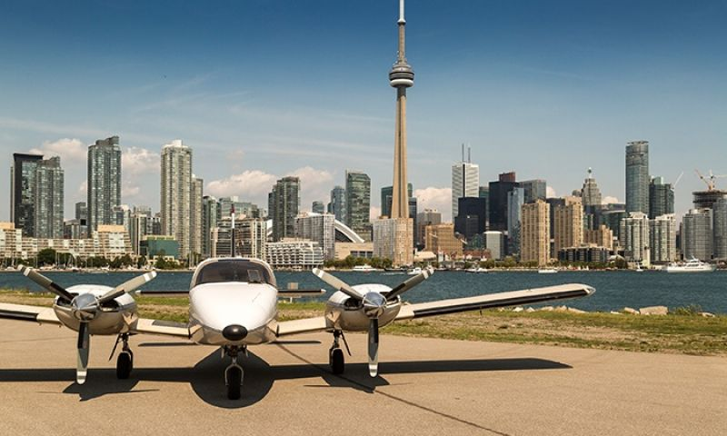 District Announces Year Round Flights From Toronto To Muskoka