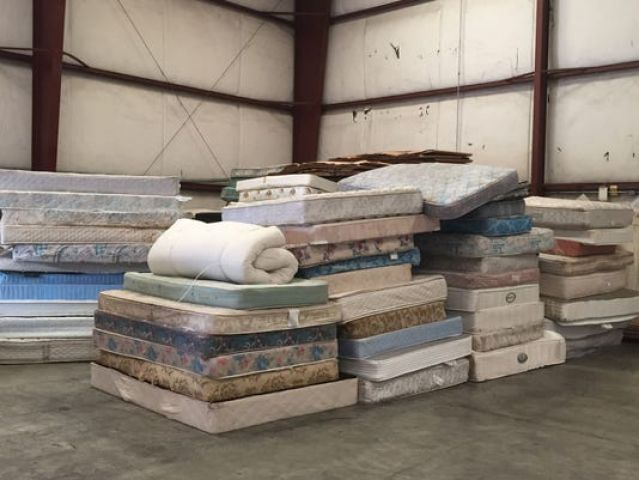 District Spends $475K To Keep Old Mattresses Dry