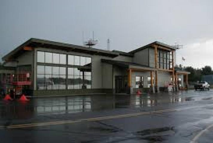 Grass Fire Closes Both Runways At Muskoka Airport