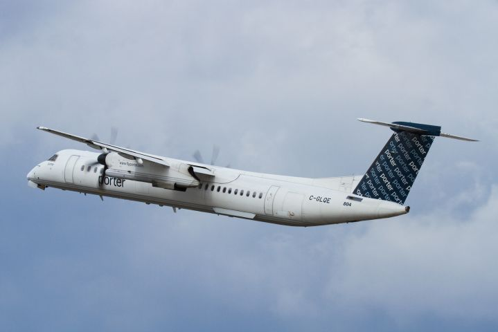 Porter Airlines Flying From Toronto To Muskoka This Summer