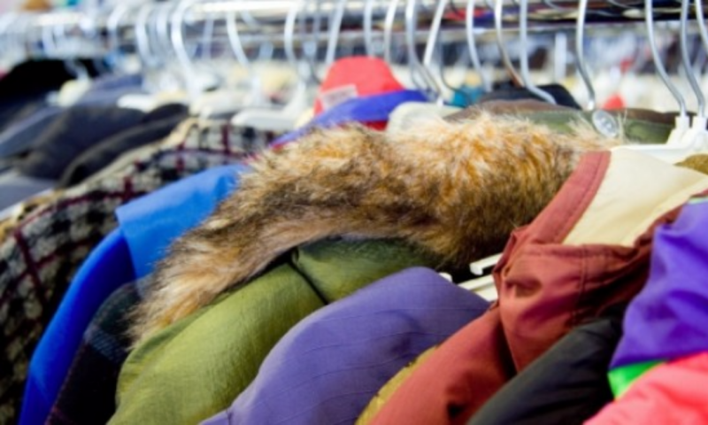 Winter Coats Available at District Hubs