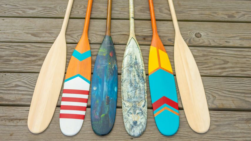 Algonquin Outfitters Hosts Art Paddle Auction This Weekend