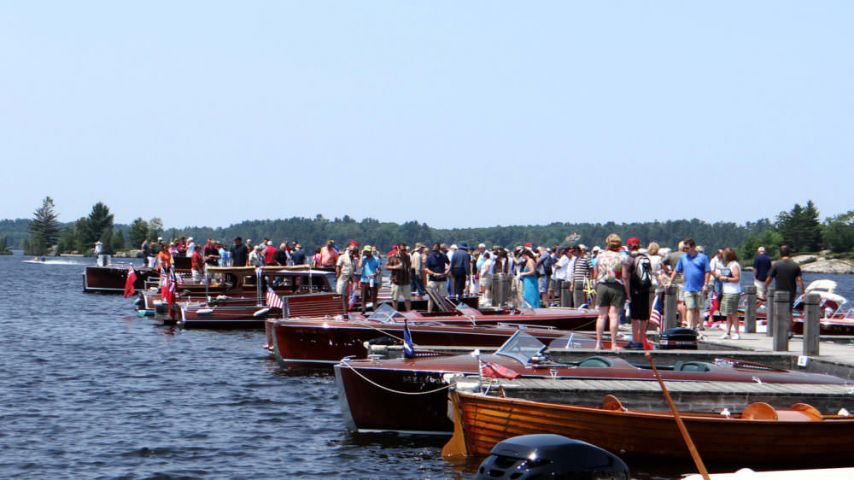 39th Annual Classic Boat Show On This Weekend