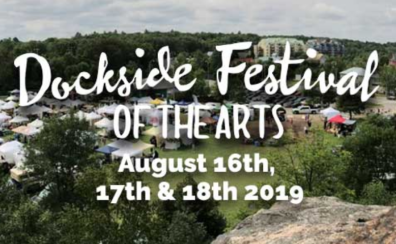 Dockside Festival Of The Arts Underway