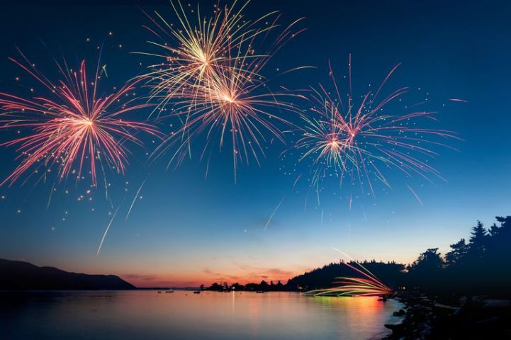 Fire Dept Says Don't Risk Injury, Watch Fireworks Hosted by Your Town