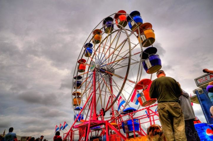 Huntsville Fall Fair Opens Today