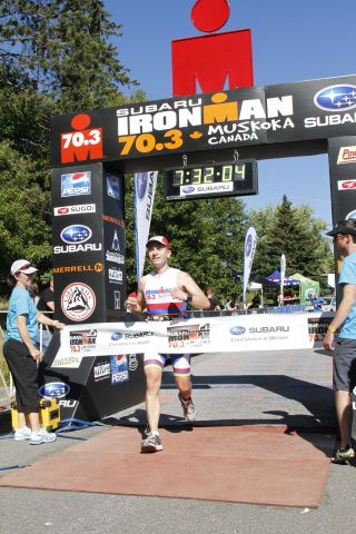 Road Closures For Ironman 70.3 On Sunday