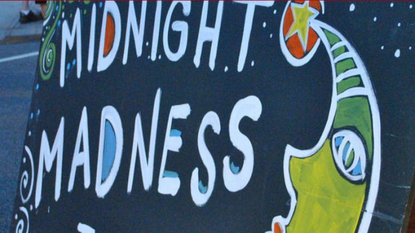 Midnight Madness Returns To Huntsville On Friday