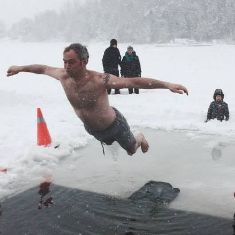 Polar Bear Dip Returns on January 1st