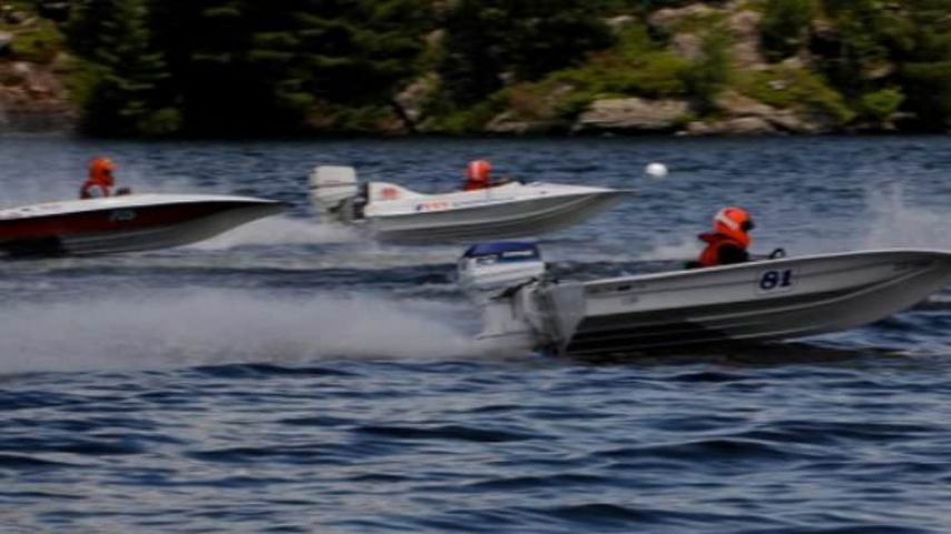 Power Boat Racing Coming To Gravenhurst This Weekend
