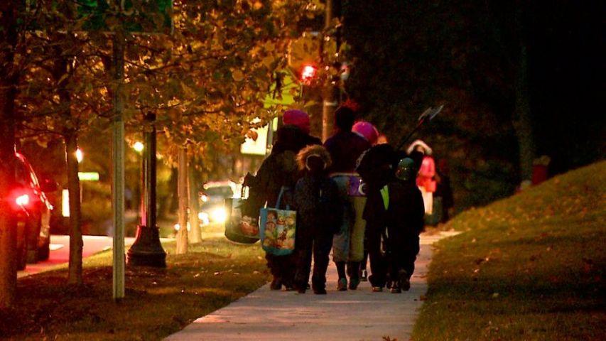 OPP Provides Hallowe'en Safety Tips