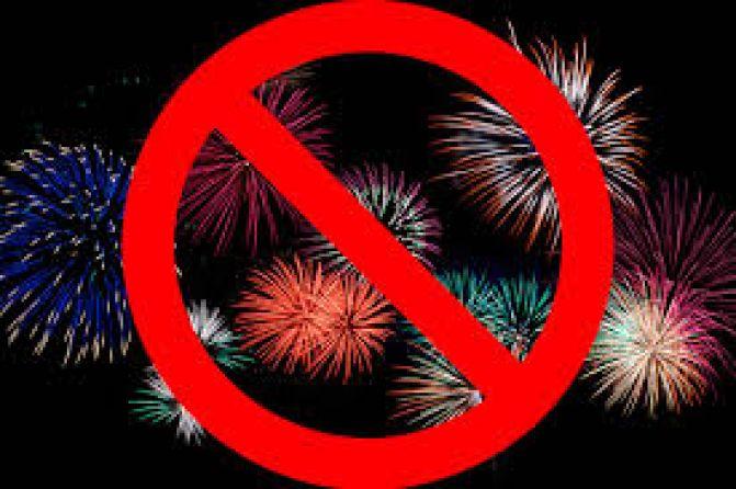 Fireworks Ban In Effect In Muskoka Lakes