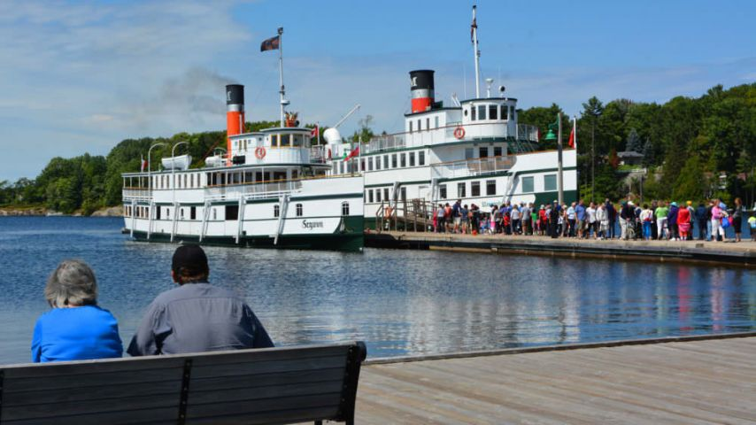 Gravenhurst Creates Microsite To Boost Visits To Town