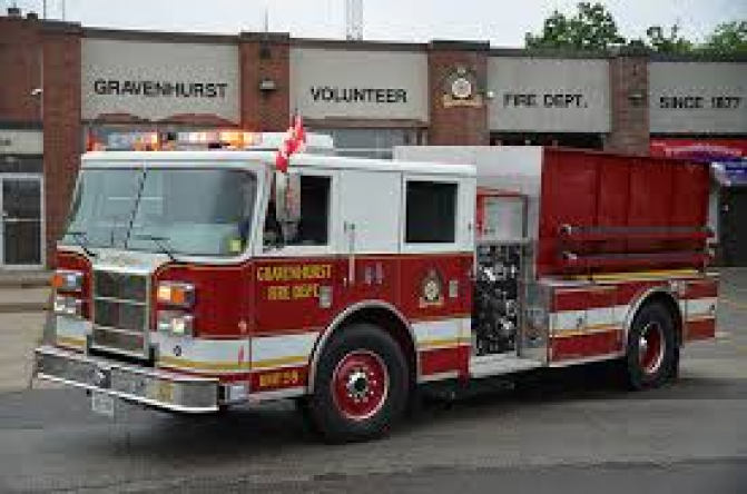 Gravenhurst Fire Department Opens Online Survey