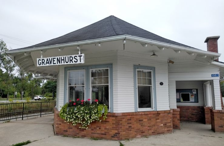 Future of Gravenhurst Train Station In Question