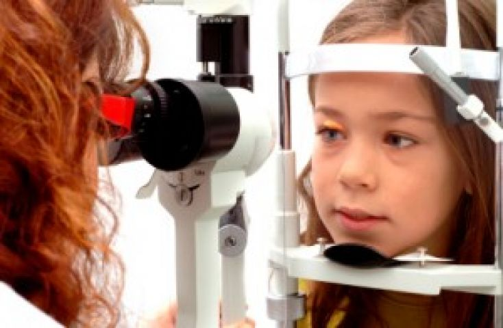 Health Units Recommends Parents Start Eye Exams For Their Children At A Young Age