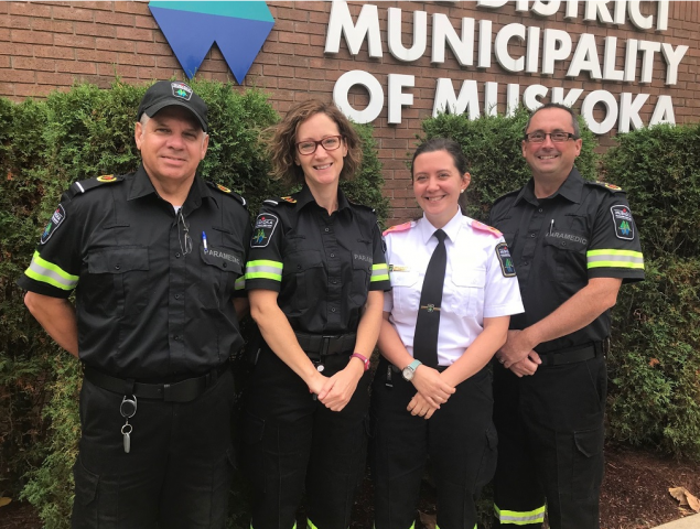 District Offers Paramedicine Programs