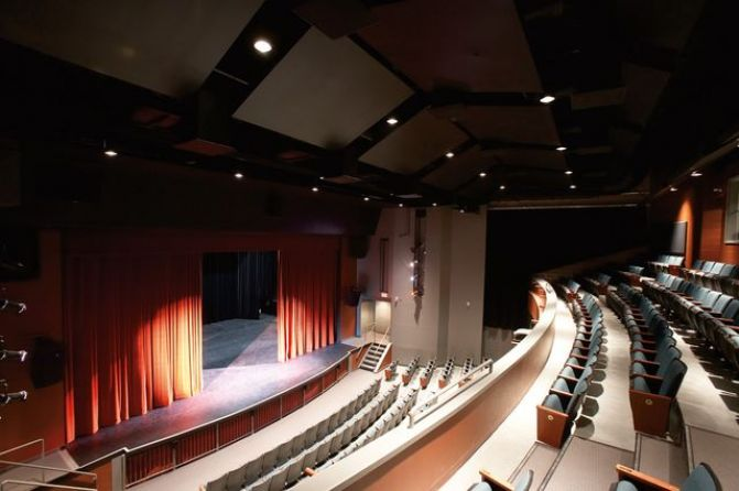 Algonquin Theatre Stage Floor To Be Replaced At A Cost Of $38,750