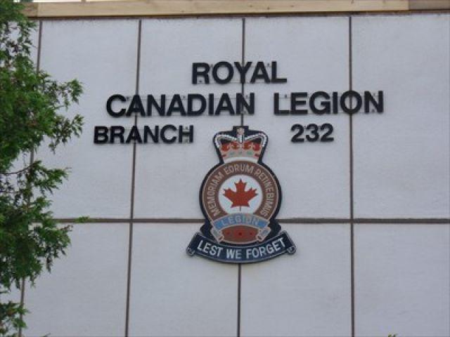 The Bay Donates $5000 To Huntsville Legion